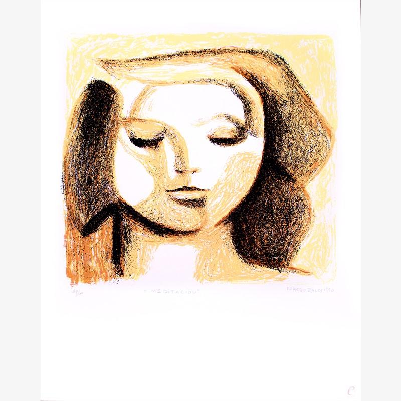 Meditación (59/100), 1990