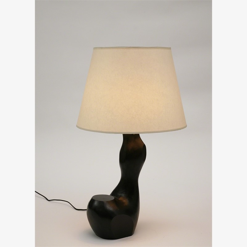 """Eva"" Lamp  by Jacques Jarrige"