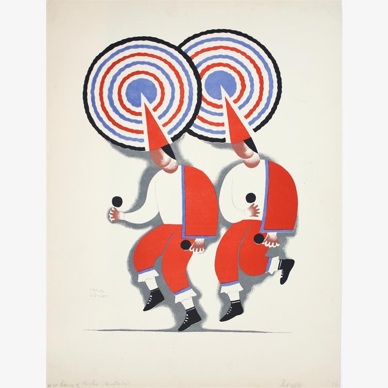 Dance of the Quetzals, ca. 1930-37