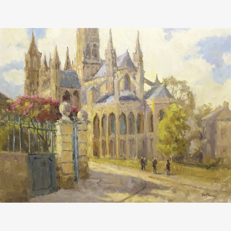 Normandy Cathedral