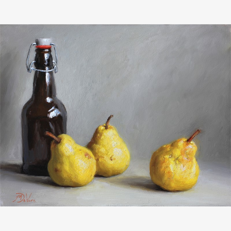 Pear Cider by Michael DeVore
