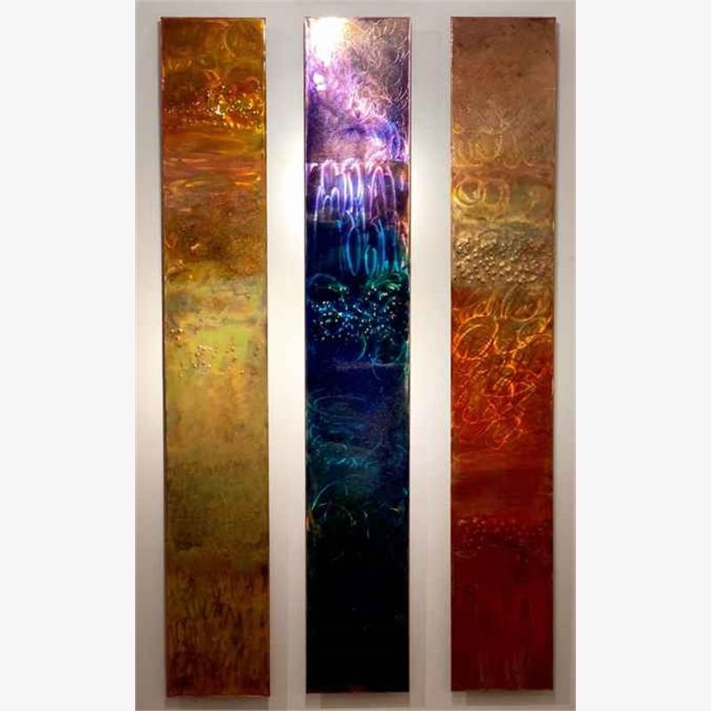 "Triptych flat 3 panel - 33"""