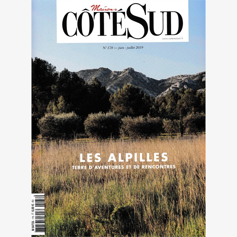 COTE SUD, June/July 2019- Jacques Jarrige