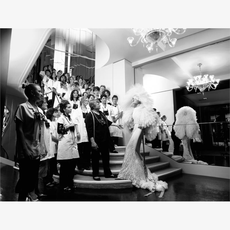 Atelier Chanel American Vogue (1/8), 2008