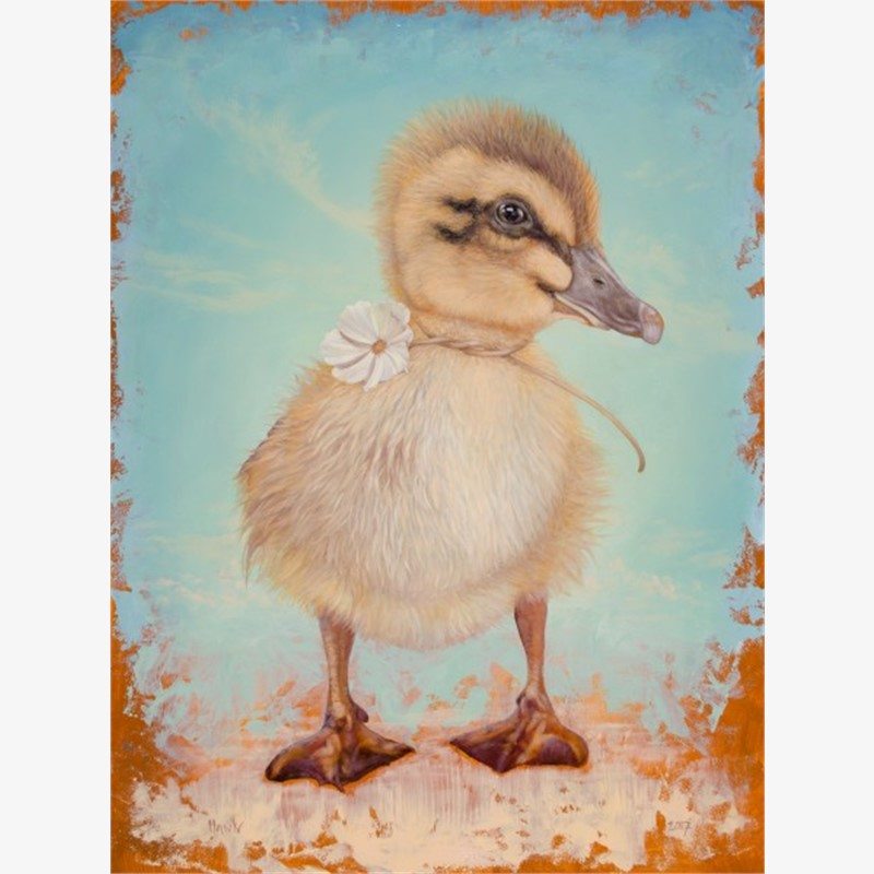 Duckling print (Edition 1)