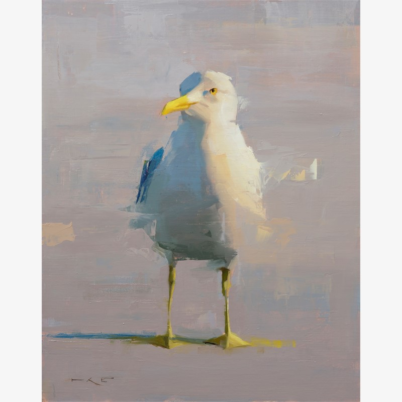 Seagull, 2018