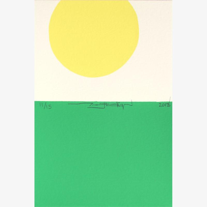 Old Man Sun (14/15), 2018