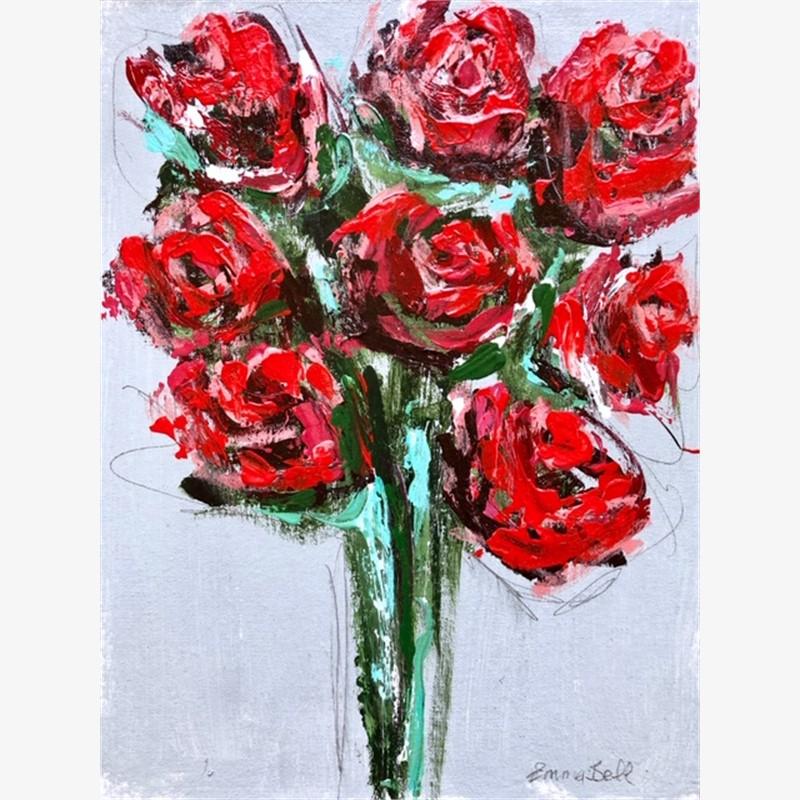 Valentine Roses #10, 2019