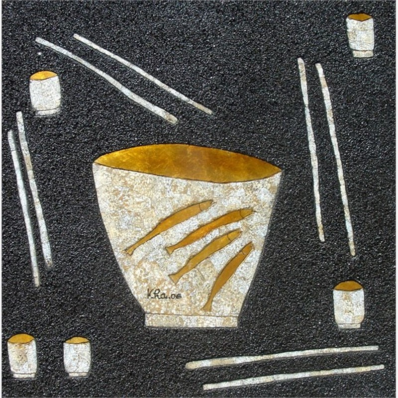 Common Bowl III, 2006