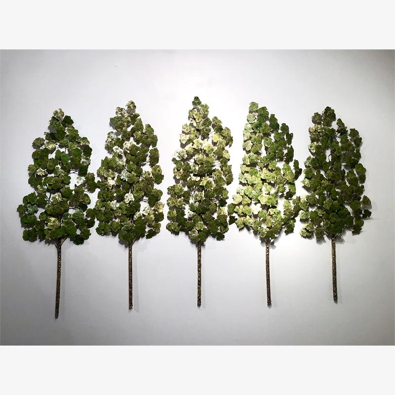 Aspen Grove 5 pc Green