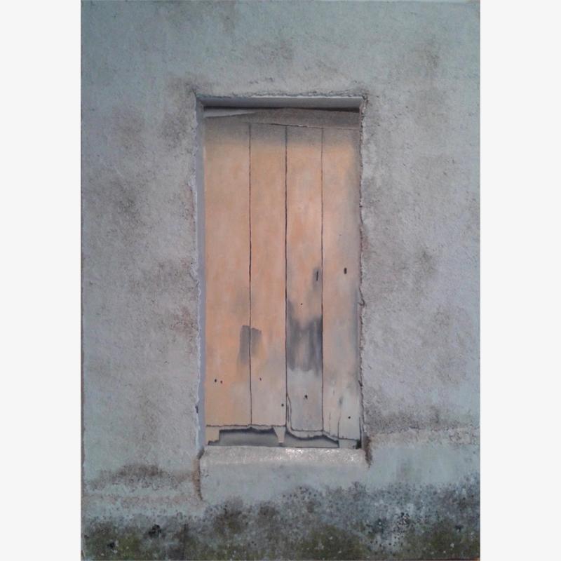 Porte sur la Rue de l'Hôpital, 2017