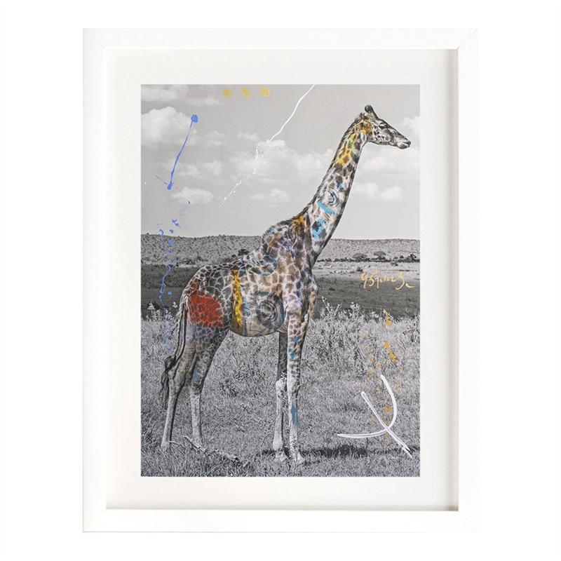 Giraffa (1/6), 2019