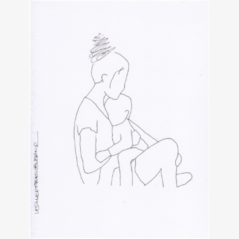 Mother & Child No. 3, 2019