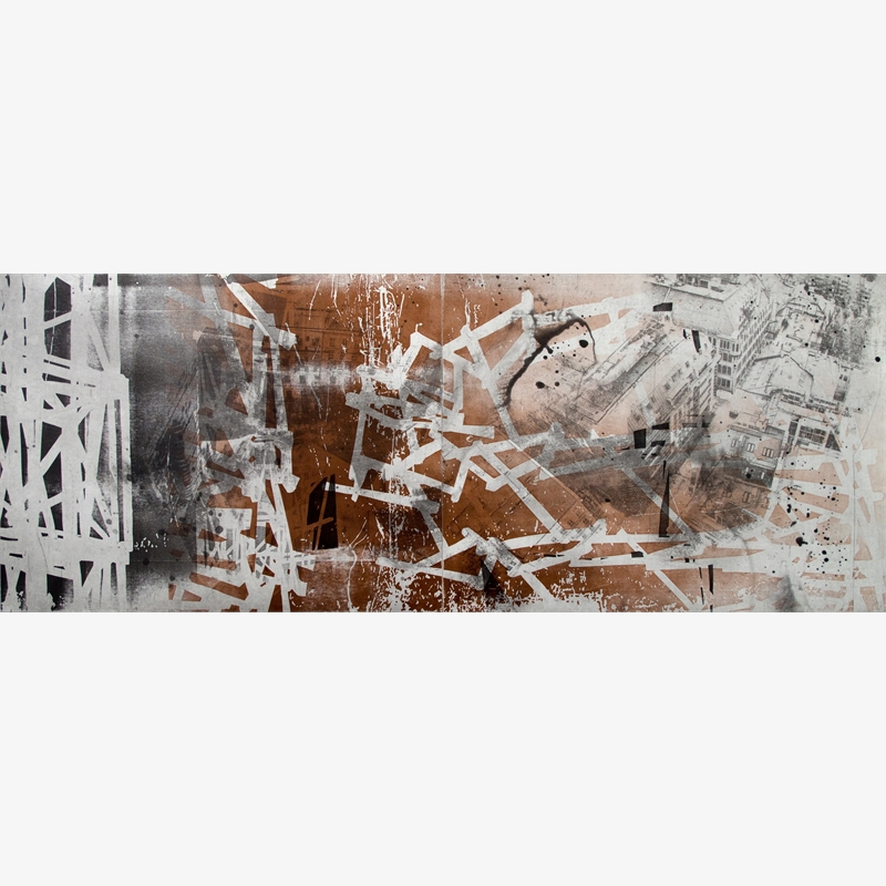 The Rising 37 (diptych), 2013