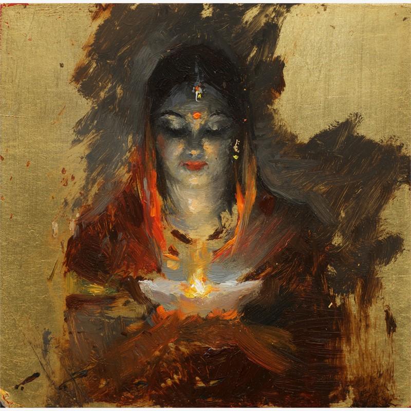 Laxmi the Divine