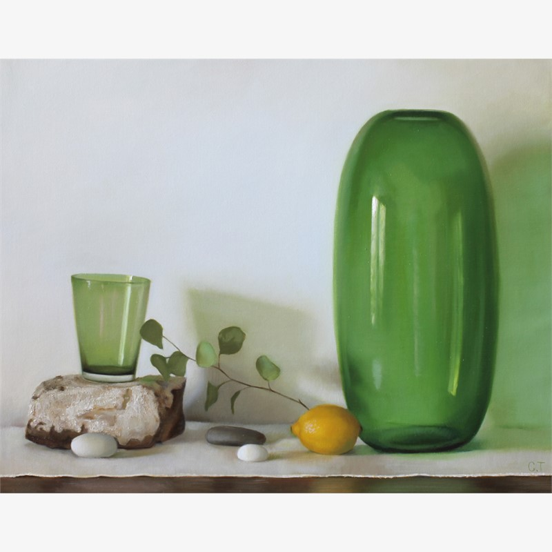 Green Glass, 2019