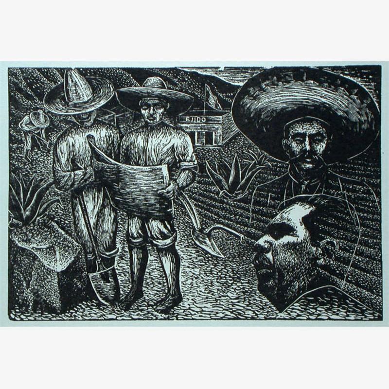 Lázaro Cárdenas y la Reforma Agraria. 1934-40, 1960