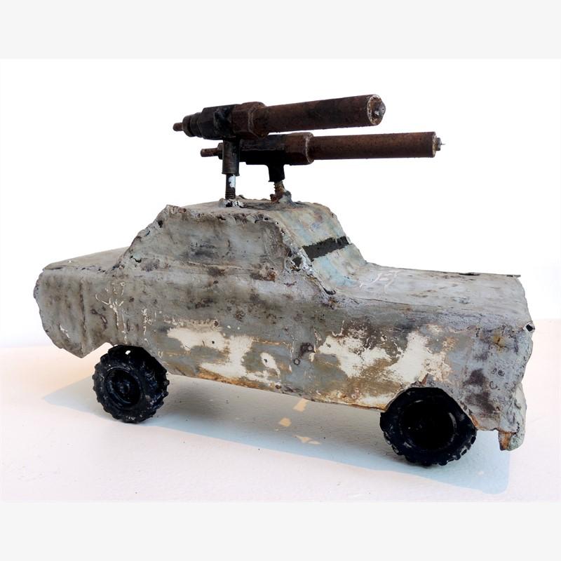 Nichos Series 25: Carro