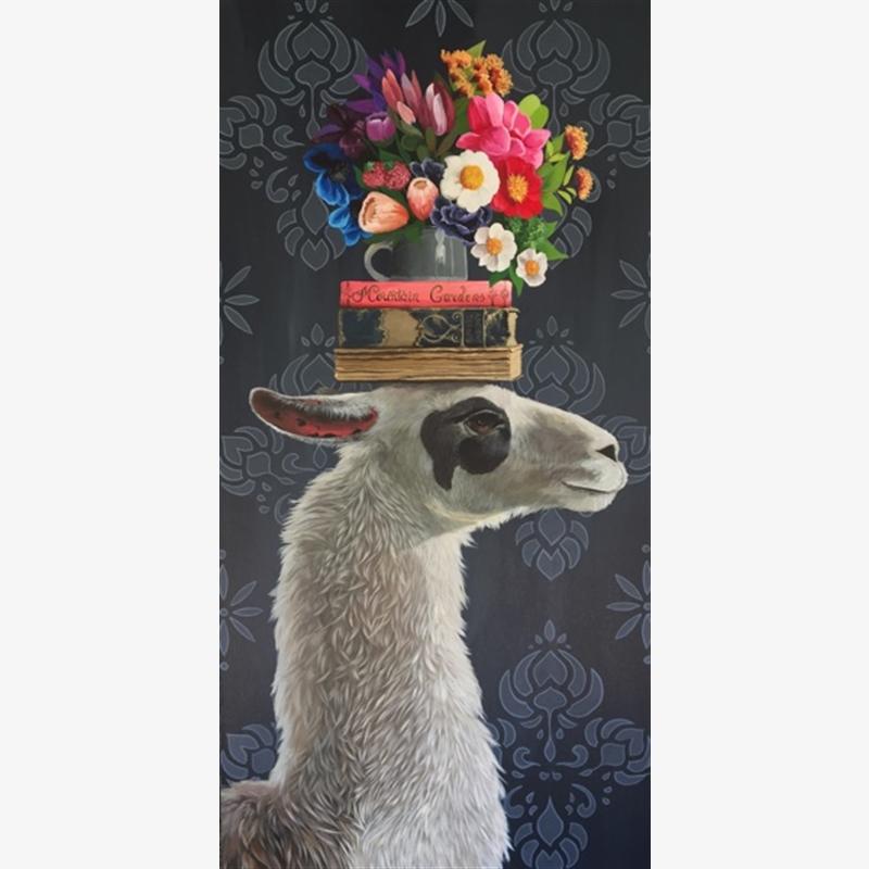 The Renaissance Llama, 2019
