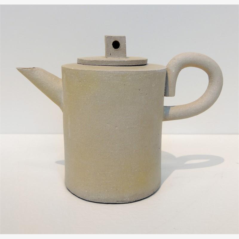 Stoneware Teapot