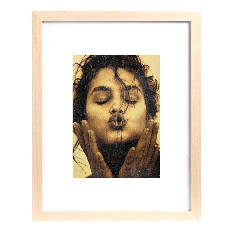 Cindy Kiss (Sepia) (1/25), 1991