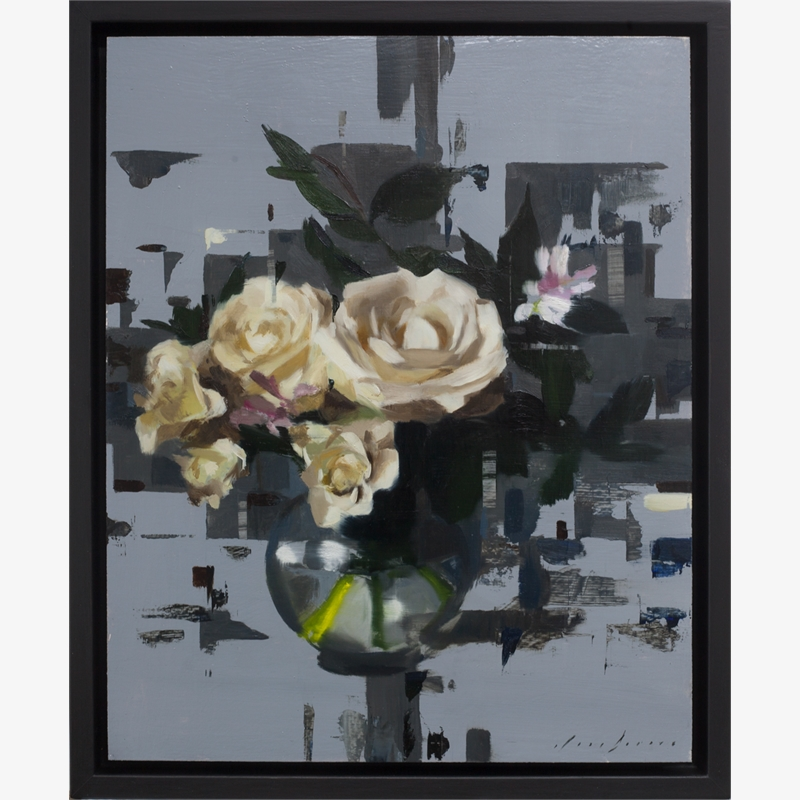 Fragmented Roses