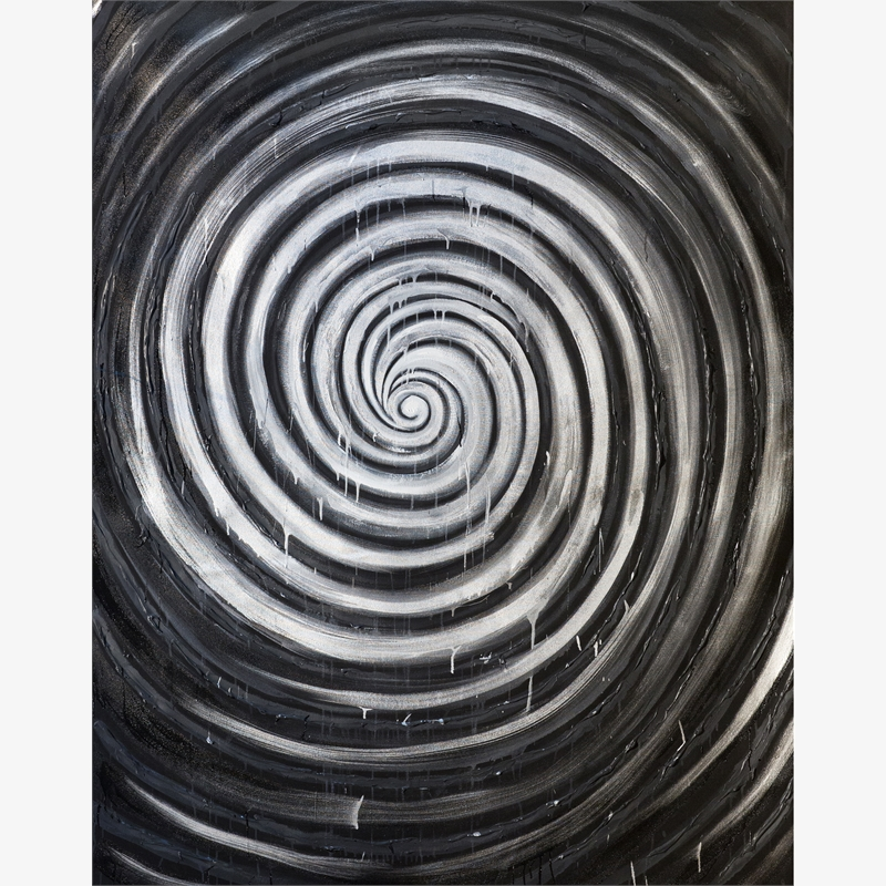 Silver Evening Vortex, 2012