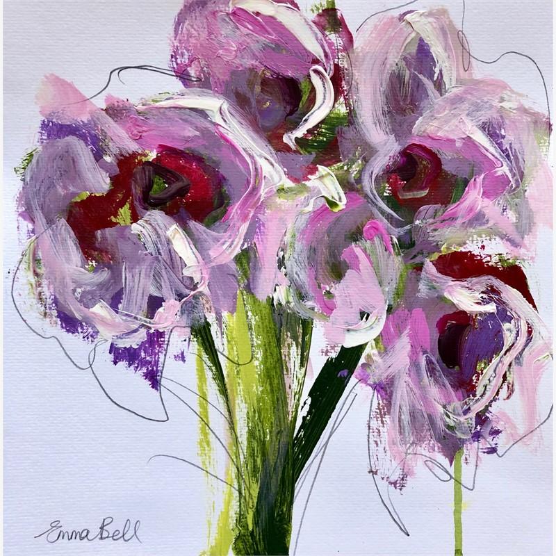 Pink Flowers II, 2018