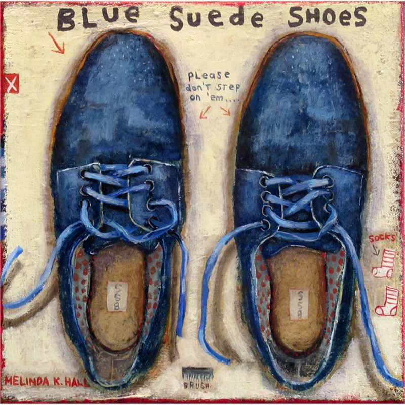 Blue Suede Shoes, 2018