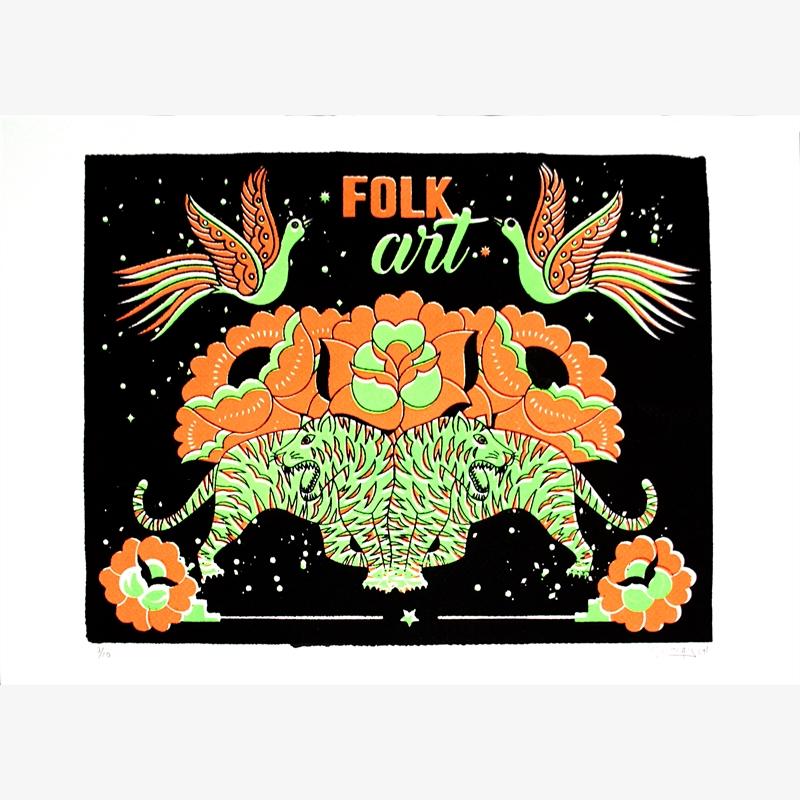 Folk Art (3/10), 2019