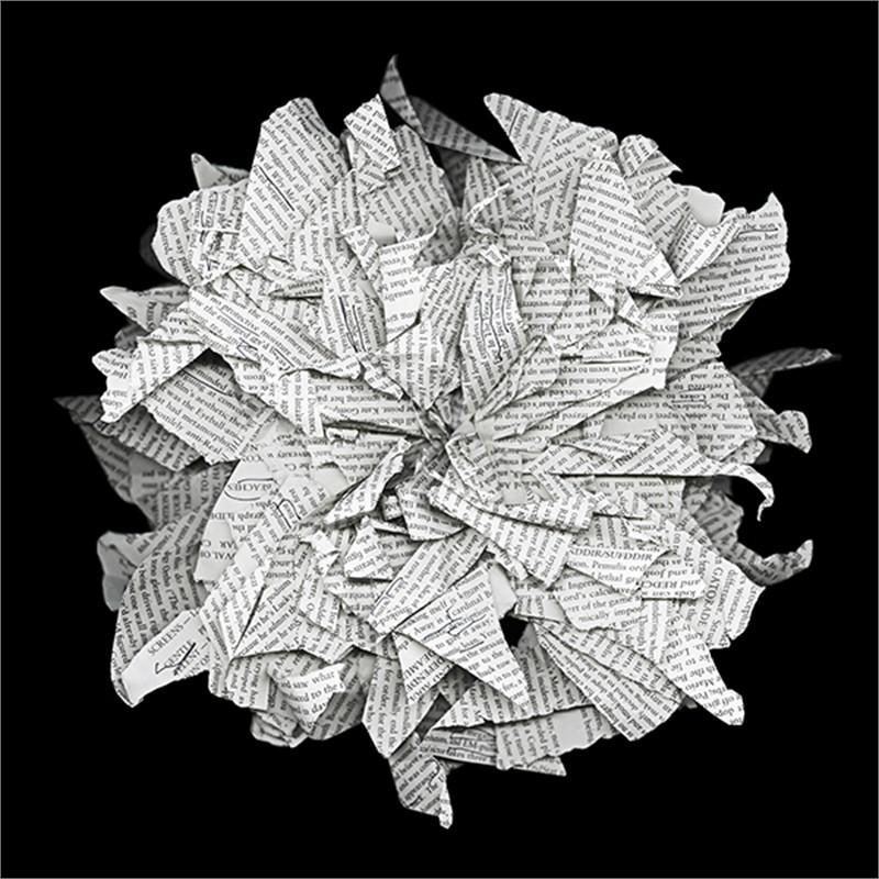 Freeform Origami (3/9), 2011