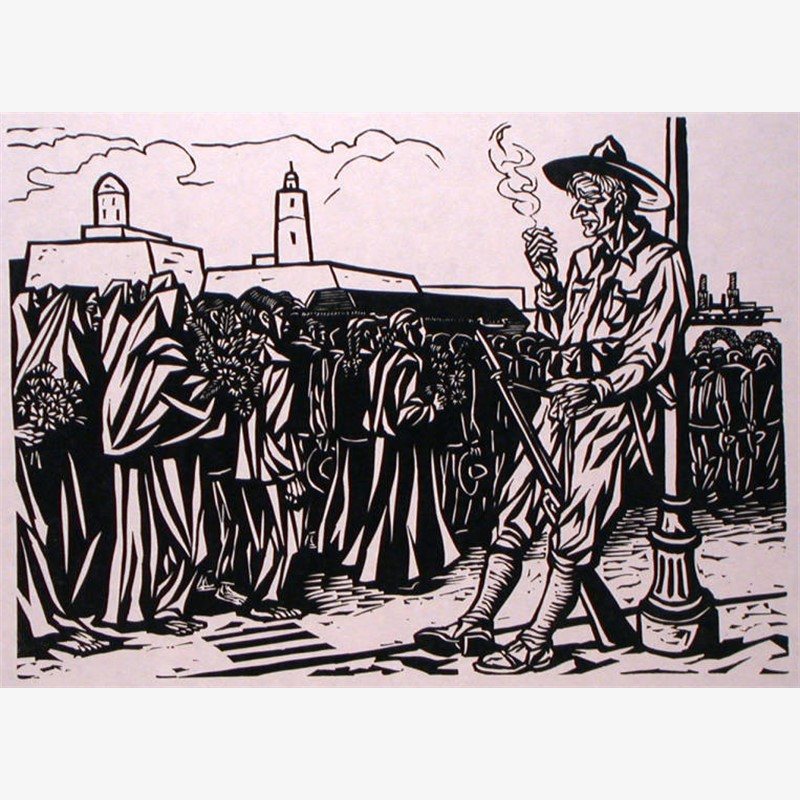 La Intervención Yanqui. 21 de Abril de 1914., 1960