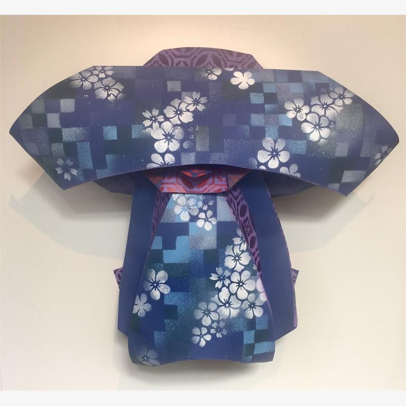 Wakudamono Series: Blue Blossom