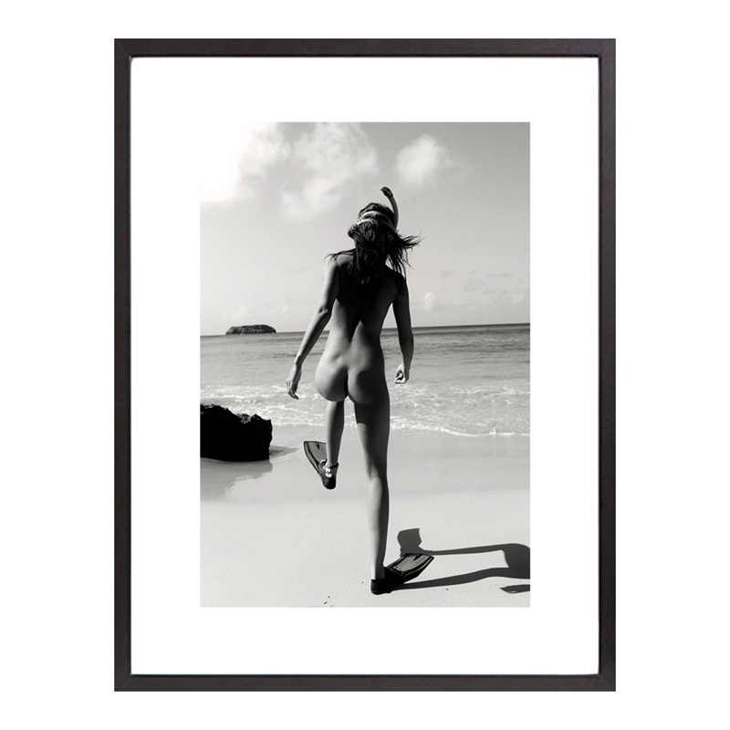 Barbara Snorkel (St Barth) (1/25), 2008