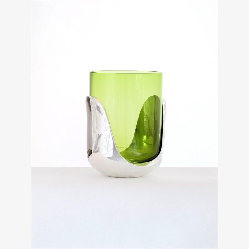 """""""Hill"""" Vase  by Eric Schmitt"""