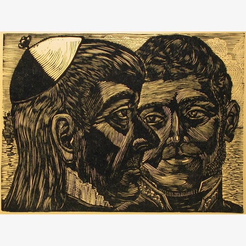Fray Servando y Mina, 1960
