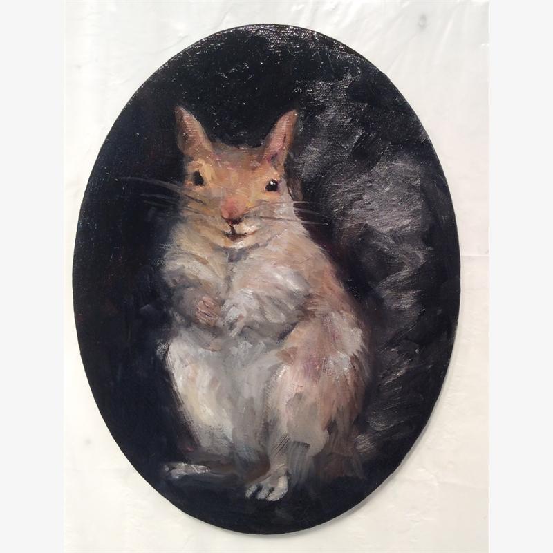 Squirrel, 2016