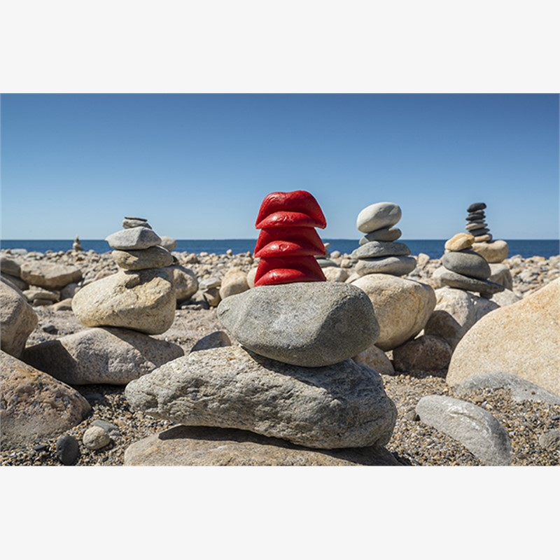Lips Cairn at Pt. Judith (1/10), 2013