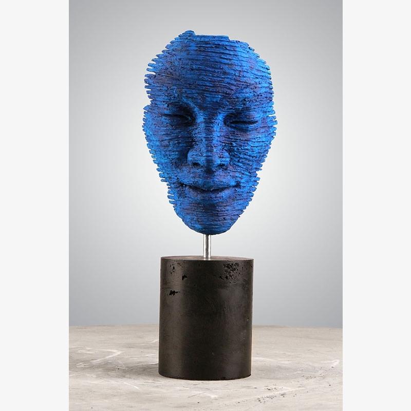 Faith Mask Small, 2019
