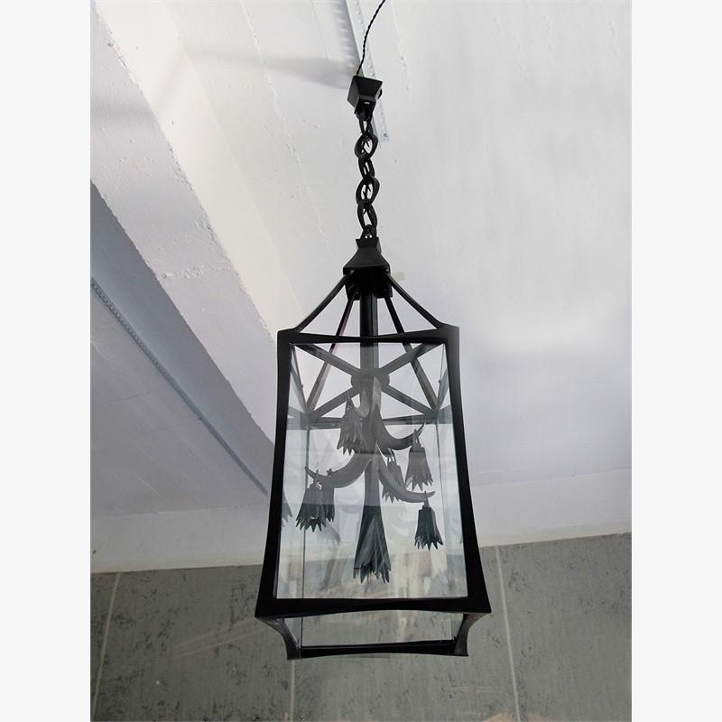 Bronze lantern, 2019
