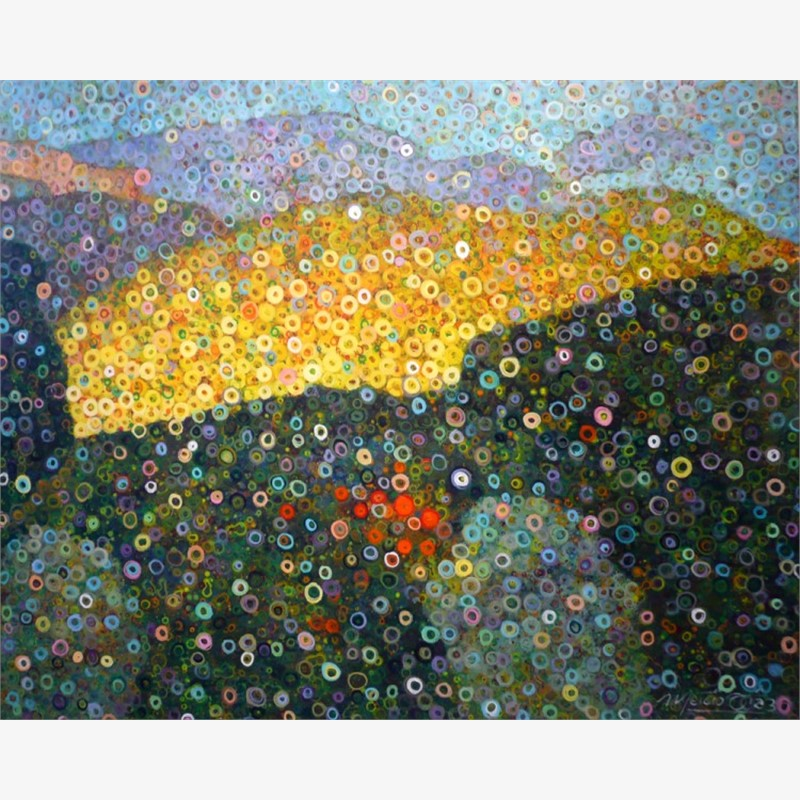 Twilight Over the Mountain, 2012