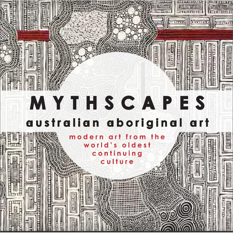 Mythscapes | exhibition catalog, 2015