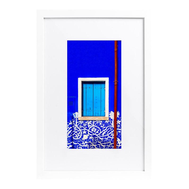 La Finestra Blu (1/5), 2018