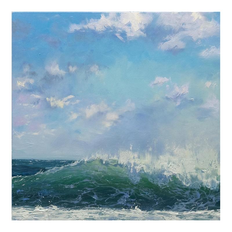 Coastal Breeze III by Annie Wildey
