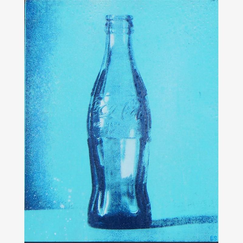 Coca Cola (Teal)