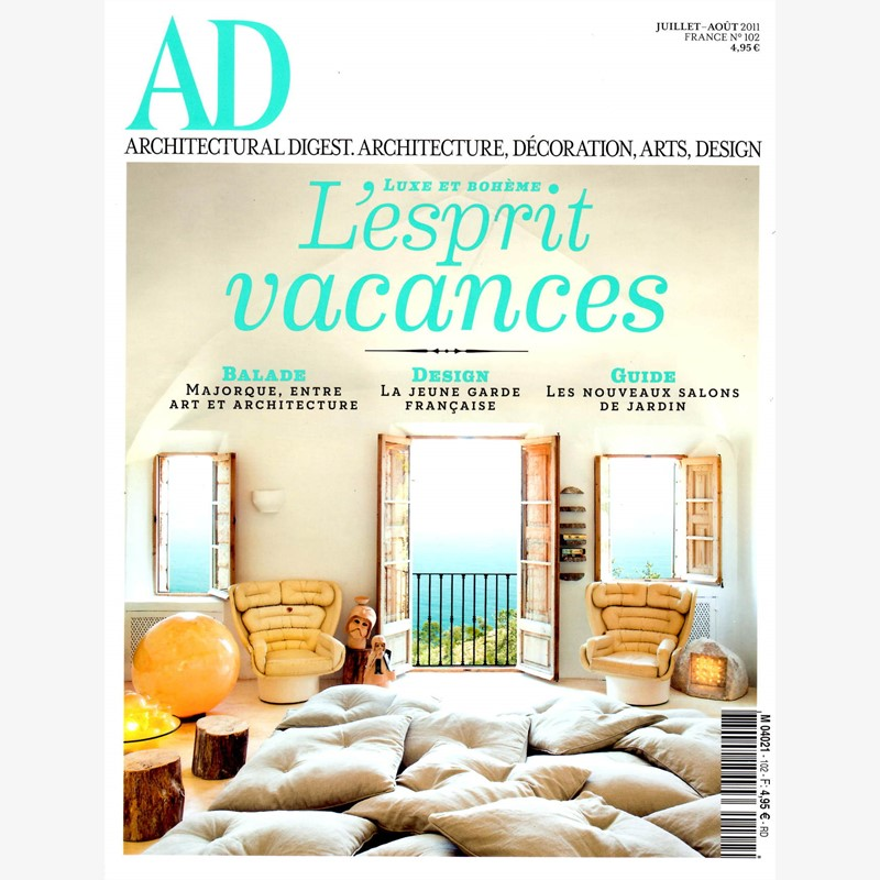 AD, August 2011 - Jacques Jarrige
