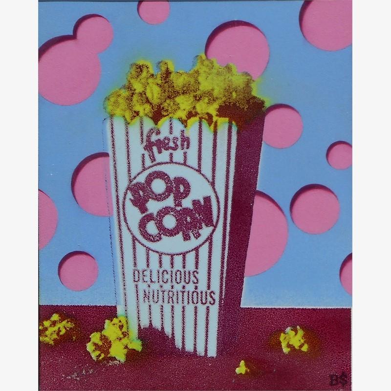 Popcorn:  Burst