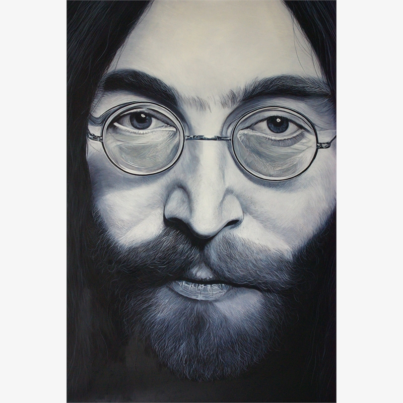 John Lennon  by Christian Charriere