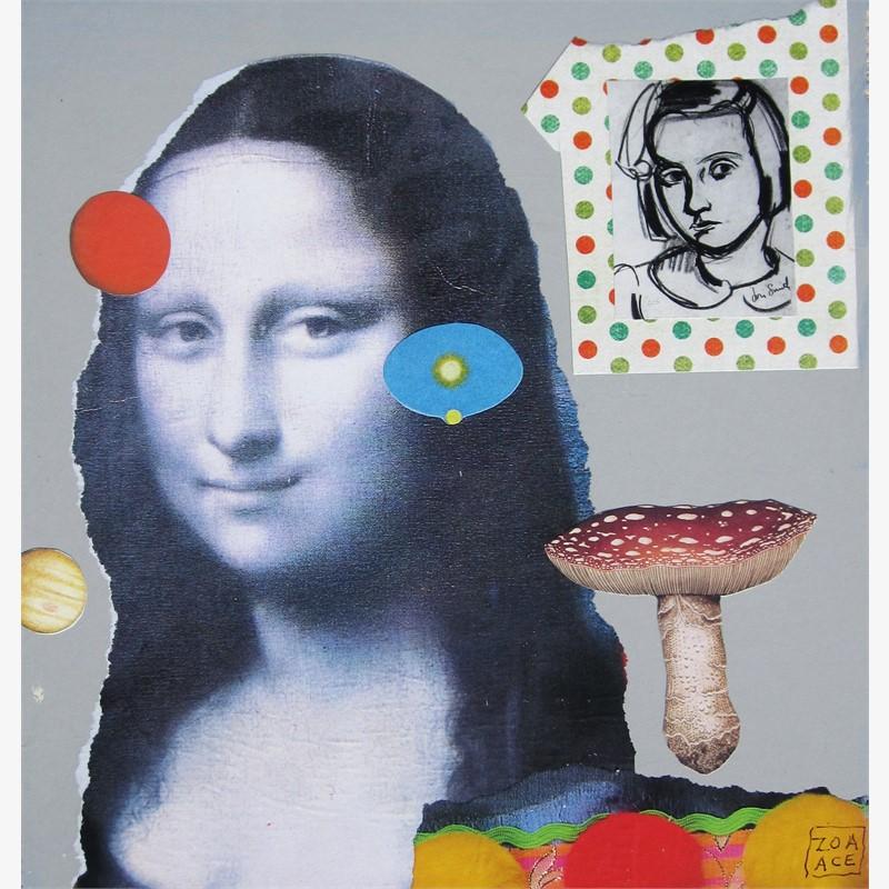 Mushroom Mona