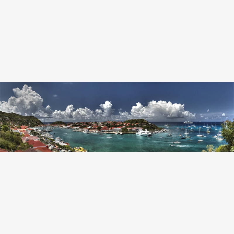 Gustavia Day by Christian Voigt